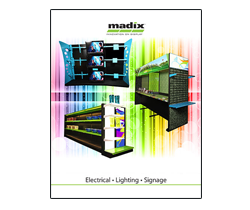 Electrical, Lighting, Signage by Madix, Inc.