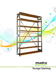 Storage Shelving by Madix, Inc.