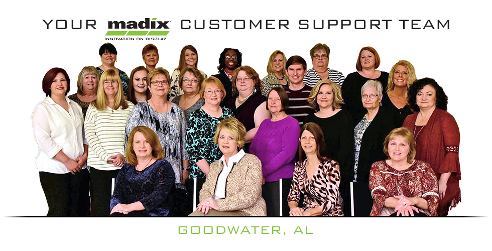 Customer Service Team - Alabama