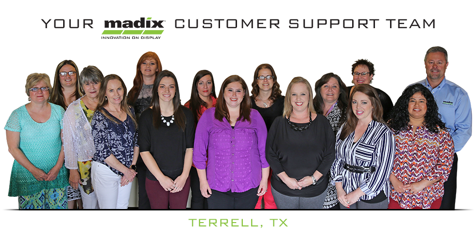 Customer Service Team - Texas