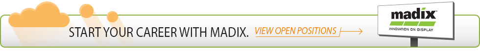 Start your career at Madix