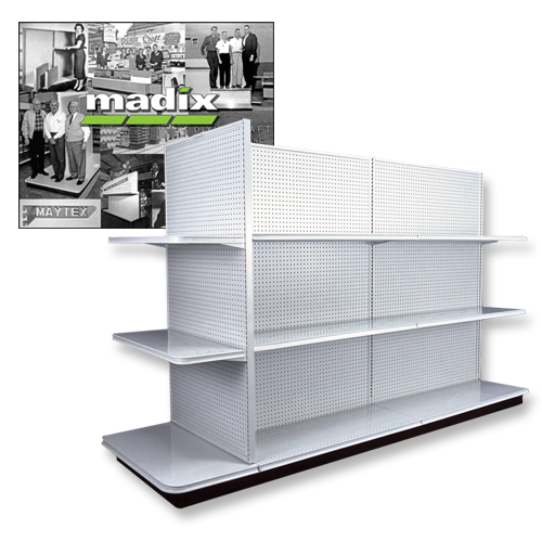 Madix Innovations - Store Fixture Manufacturer