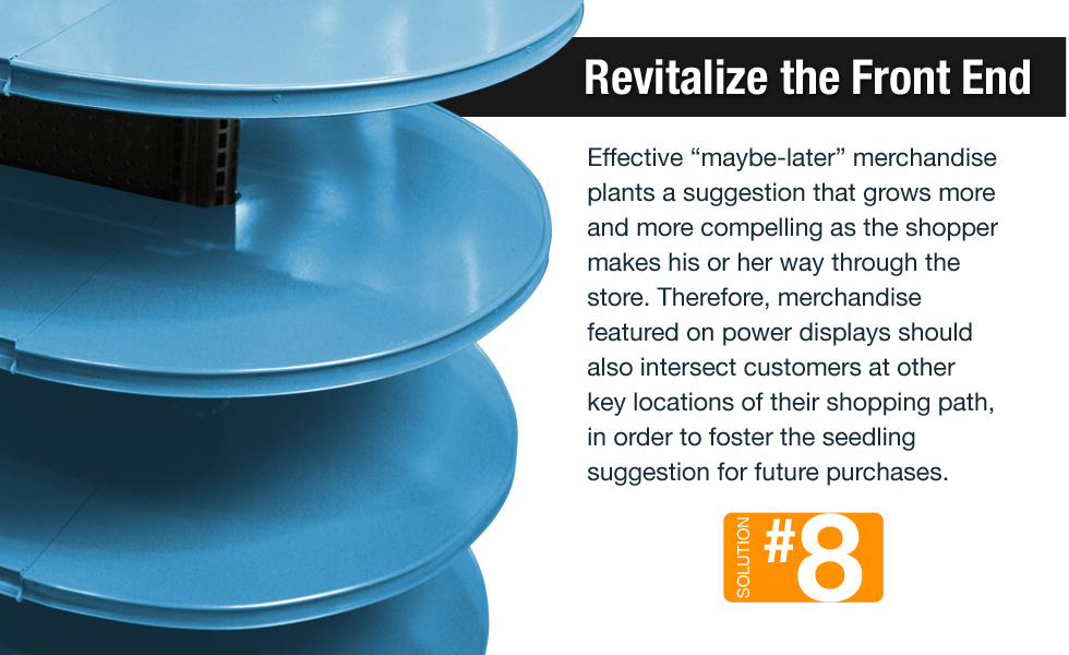 Revitalize the Front End with Solution 8