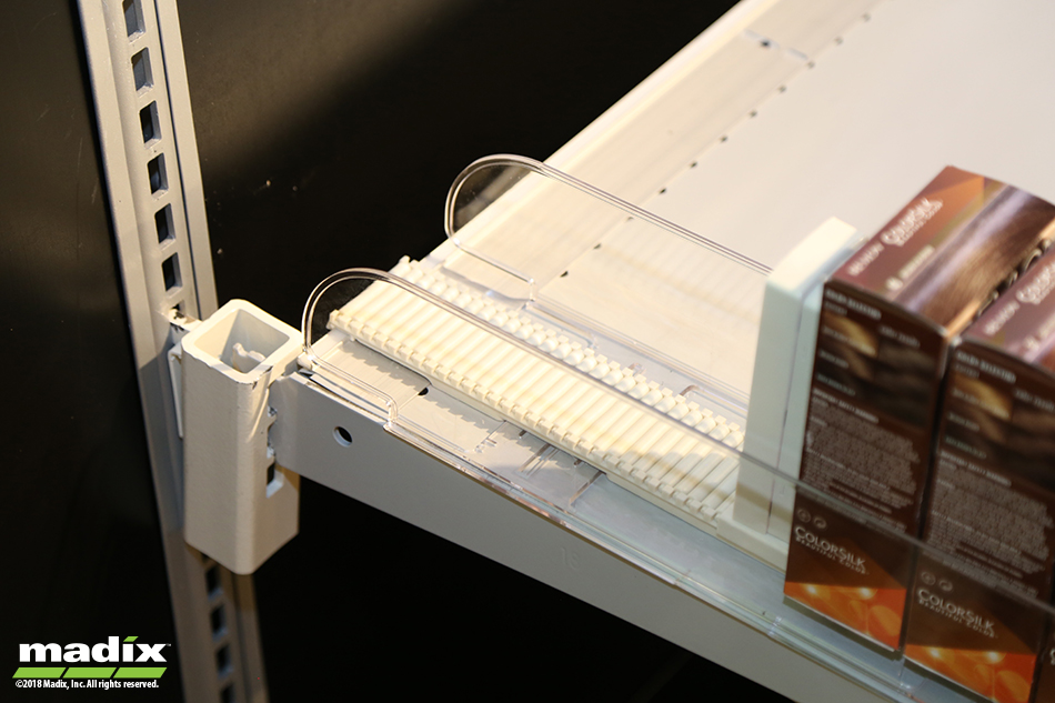 Front Roller Shelf The Shelf That Sorts Itself