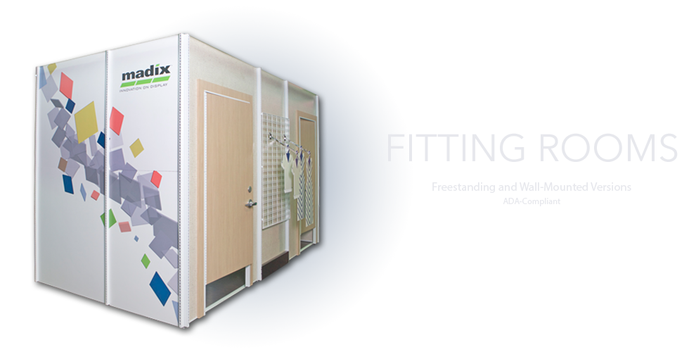 Madix Fitting Rooms
