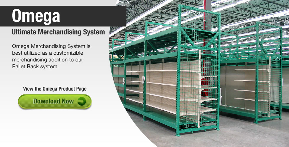 Omega Merchandising SystemUltimate Merchandising System | by Madix, Inc.