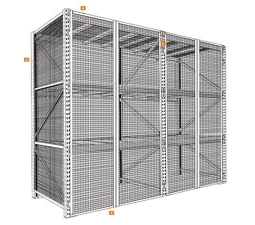 Pallet Rack Products by Madix Inc