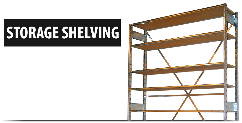 Storage Shelving by Madix