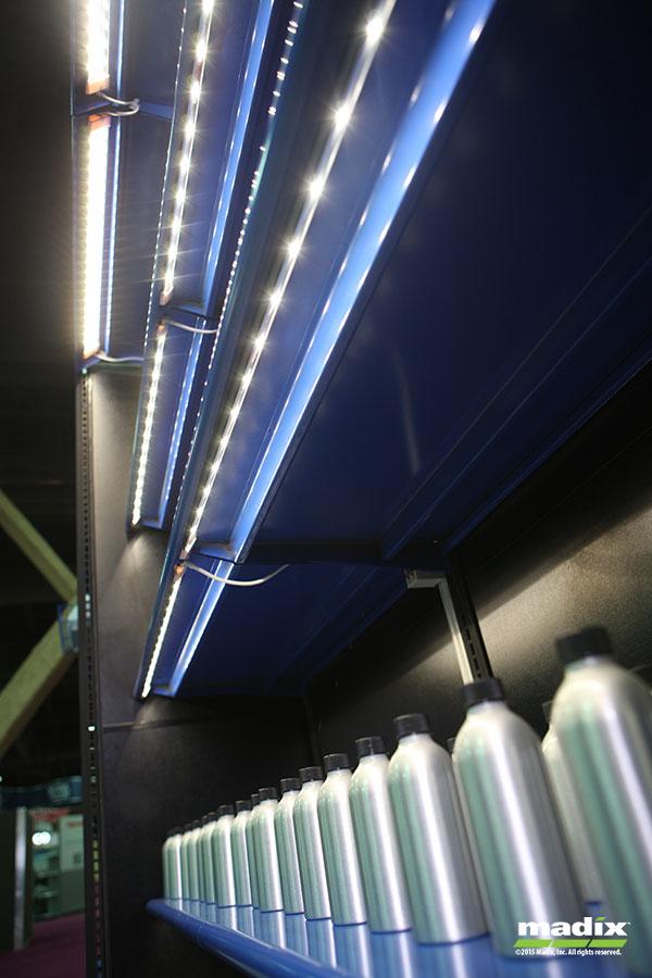 ledge light versa system